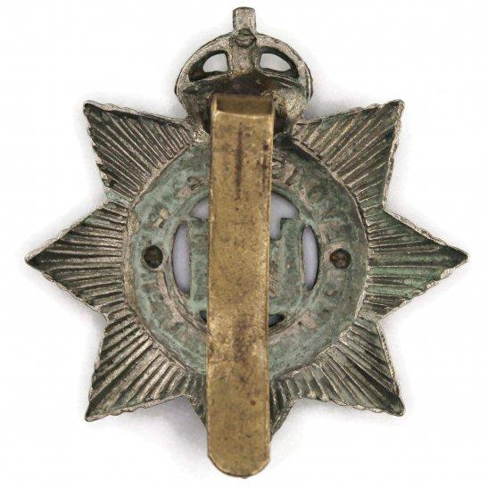 additional image for WW1 Devonshire Regiment Cap Badge