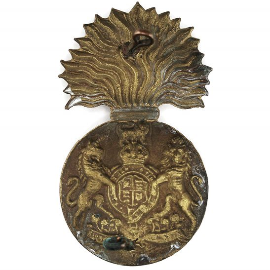 additional image for Royal Scots Fusiliers (Scottish) Regiment Cap Badge