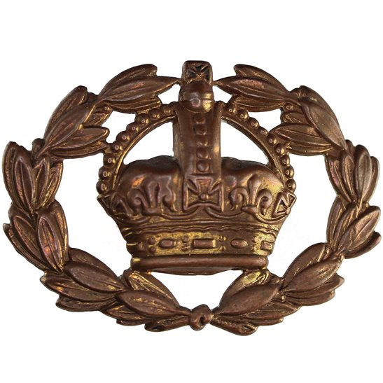 Warrant Officer 2ND CLASS 2 Arm / Sleeve Insignia Badge