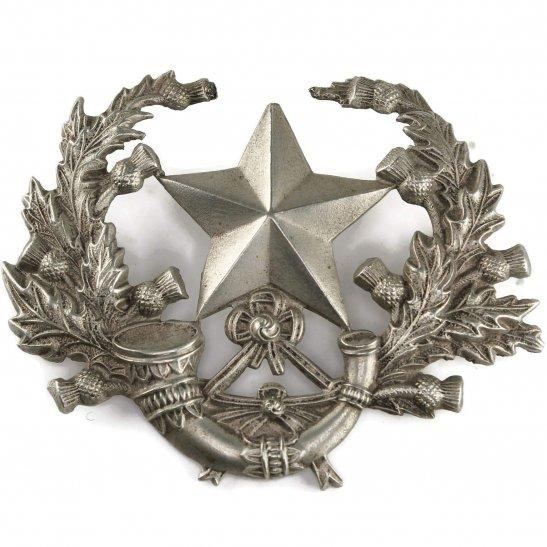 Scottish Rifles WW1 The Cameronians (Scottish Rifles) Regiment Cap Badge