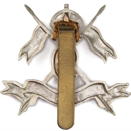 additional image for 9th Queens Royal Lancers Regiment Cap Badge