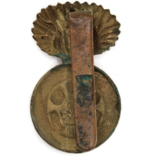 additional image for WW2 Royal Welch Fusiliers Regiment RWF Welsh Cap Badge