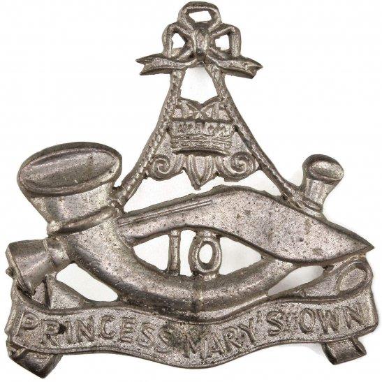 Gurkha Rifles 10th Gurkha Rifles (Princess Marys Own) Regiment Cap Badge