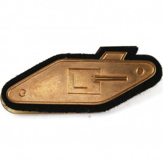 Royal Tank Regiment WW2 Royal Tank Regiment Crew Arm / Sleeve Badge