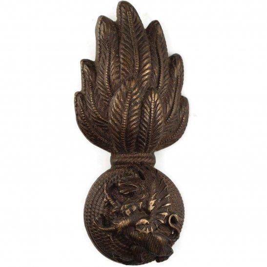 Royal Welsh Fusiliers Royal Welsh Fusiliers RWF Regiment OFFICERS Welch Collar Badge