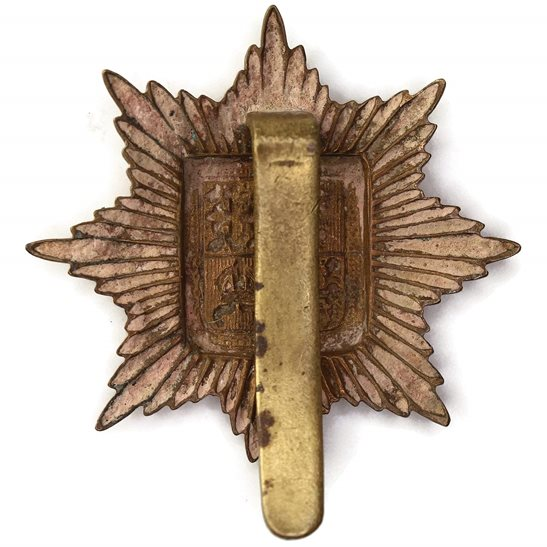 additional image for WW1 13th (Kensington) Battalion, County of London Regiment Cap Badge