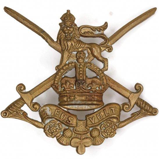 Infantry Training Battalion Infantry Training Battalions Corps (British Army) Cap Badge