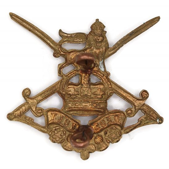 additional image for Infantry Training Battalions Corps (British Army) Cap Badge