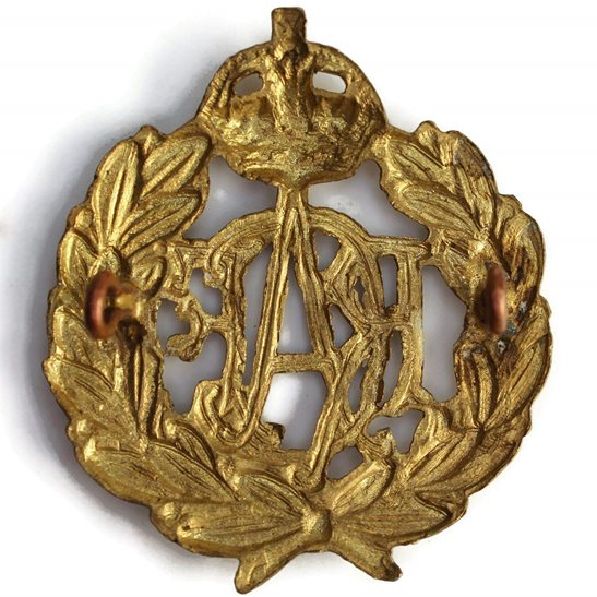 additional image for WW2 Royal Canadian Air Force RCAF Cap Badge