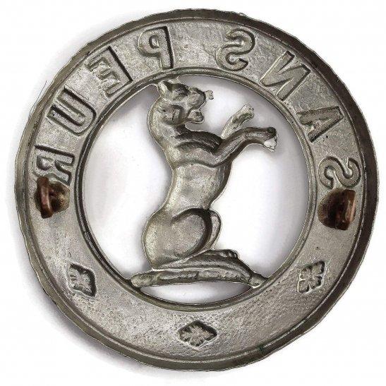additional image for 4th / 5th Territorial Battalion, Seaforth Highlanders Regiment Cap Badge (1920-1946)
