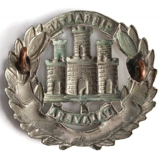 additional image for Northamptonshire Regiment Cap Badge - EARLY LUGS VERSION