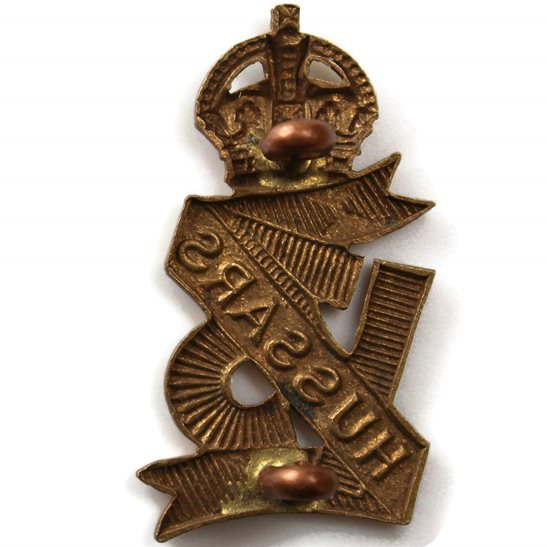 additional image for 13th Hussars Regiment Cap Badge