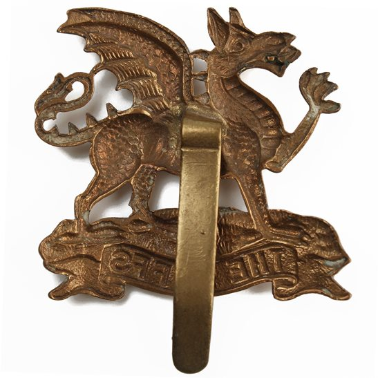 additional image for Royal East Kent (The Buffs) Regiment Cap Badge