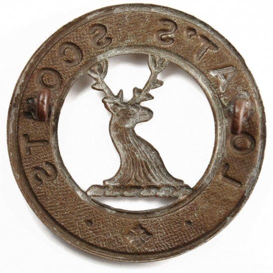 additional image for The Lovat Scouts Regiment Lovat's Scottish Cap Badge