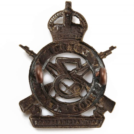 additional image for 3rd Sharpshooters Battalion, County of London Yeomanry Regiment Cap Badge