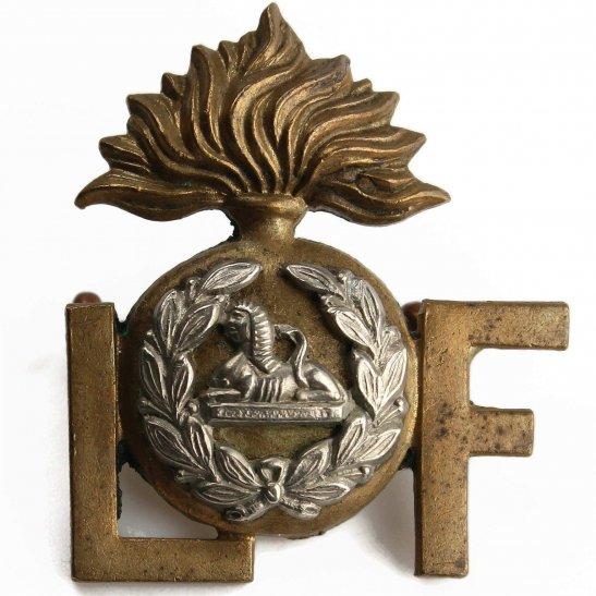 Lancashire Fusiliers WW1 Lancashire Fusiliers Regiment Shoulder Title