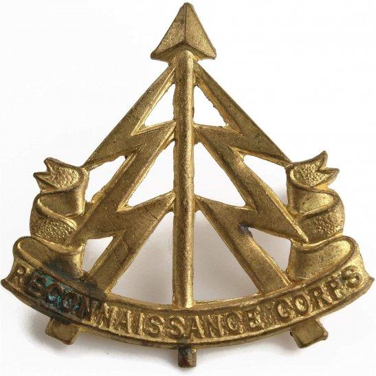 Reconnaissance Corps WW2 Reconnaissance Corps Cap Badge