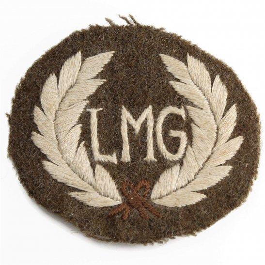 Trade / Arm Light Machine Gun LMG Gunner Arm / Sleeve CLOTH Proficiency Trade Badge