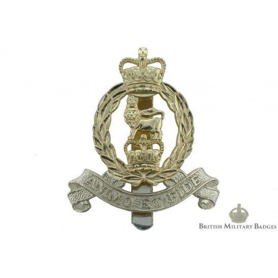 Adjutant General Corps Staybrite Cap Badge