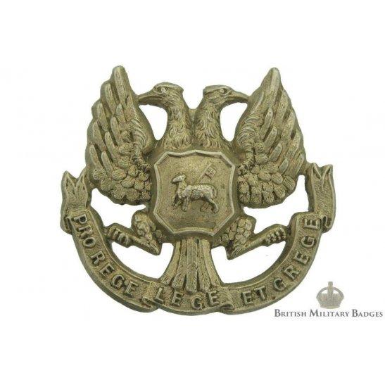 4th (Perthshire) Volunteer Battalion, Black Watch Regiment Collar Badge
