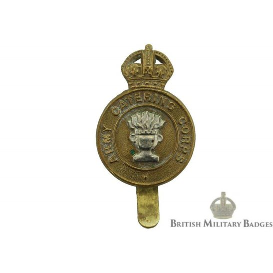 Army Catering Corps ACC Cap Badge - BUTTONS LTD BHAM