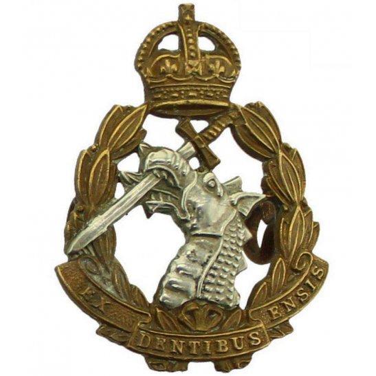 Army Dental Corps WW2 Royal Army Dental Corps RADC Collar Badge