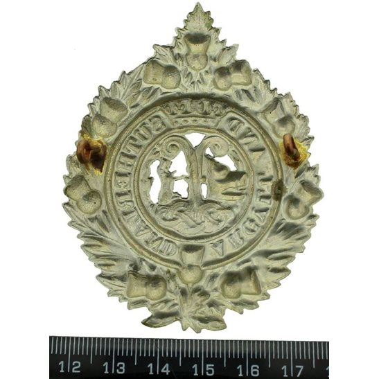 additional image for WW2 Argyll and Sutherland Highlanders Regiment Cap Badge
