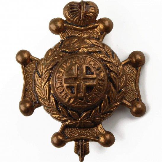 Royal Sussex WW2 Royal Sussex Regiment Collar Badge