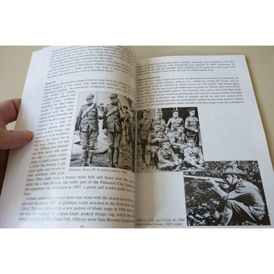 additional image for The Uniforms of the Imperial Yeomanry 1901-1908 Reference Guide Book