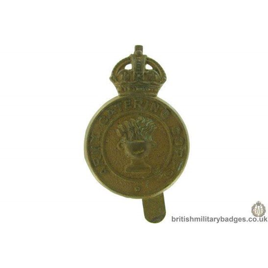 Army Catering Corps ACC Cap Badge