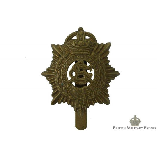 Army Service Corps ASC Cap Badge
