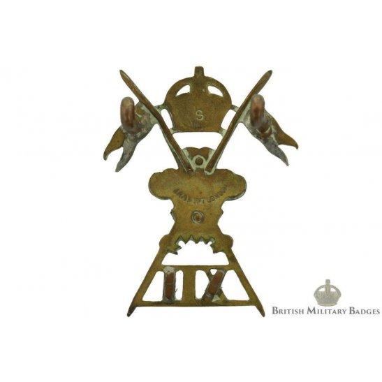 additional image for 12th Royal Lancers Regiment Cap Badge - EDWARDIAN