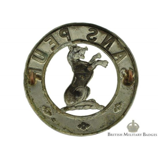 additional image for 4th / 5th Territorial Battalion, Seaforth Highlanders Regiment Cap Badge
