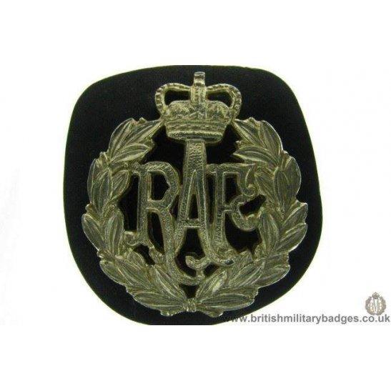 F1A/49 - Royal Air Force RAF Staybrite Cap Badge