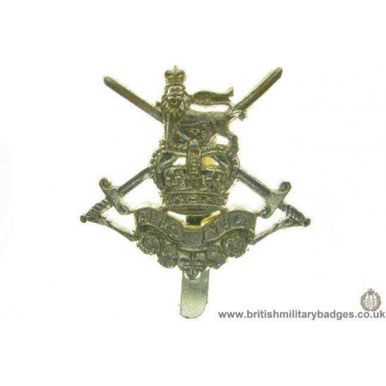 F1A/69 - Infantry Training Battalion Staybrite Cap Badge
