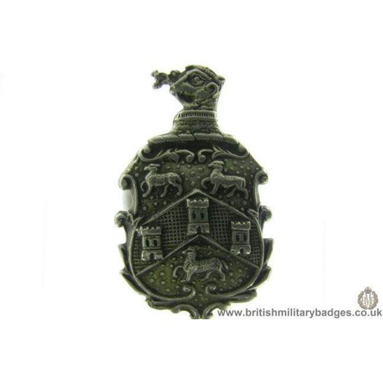 B1A/07 - UNKNOWN Officers Training Corps School Collar Badge