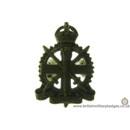 B1A/25 - Army Apprentices School Collar Badge