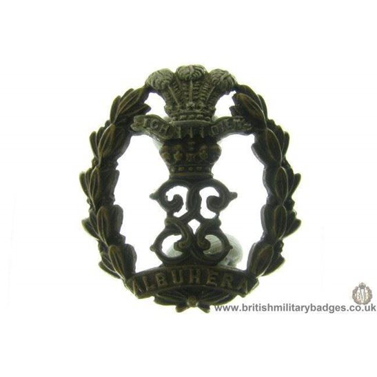 B1A/69 - Middlesex Regiment Collar Badge