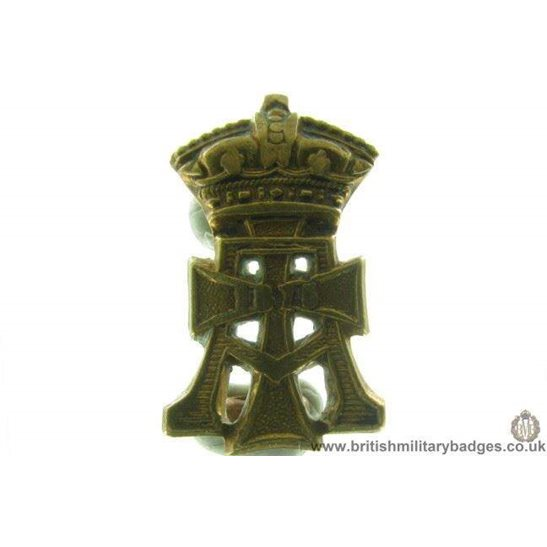 B1A/84 - The Green Howards Yorkshire Regiment Collar Badge