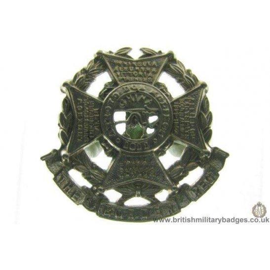 B1A/92 - The Border Regiment Collar Badge
