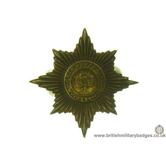 A1A/13 - Irish Guards Regiment Cap Badge