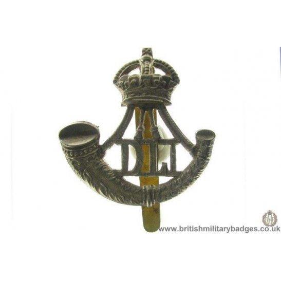 A1A/14 - Durham Light Infantry DLI Regiment Cap Badge