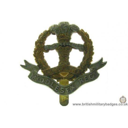 A1A/30 - Middlesex Regiment Cap Badge