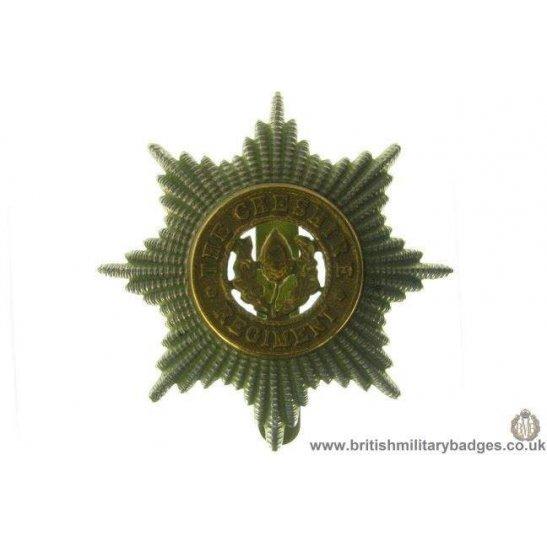 A1A/34 - Cheshire Regiment Cap Badge