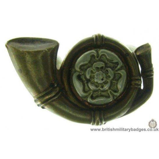 A1A/44 - Kings Own Yorkshire Light Infantry KOYLI Cap Badge