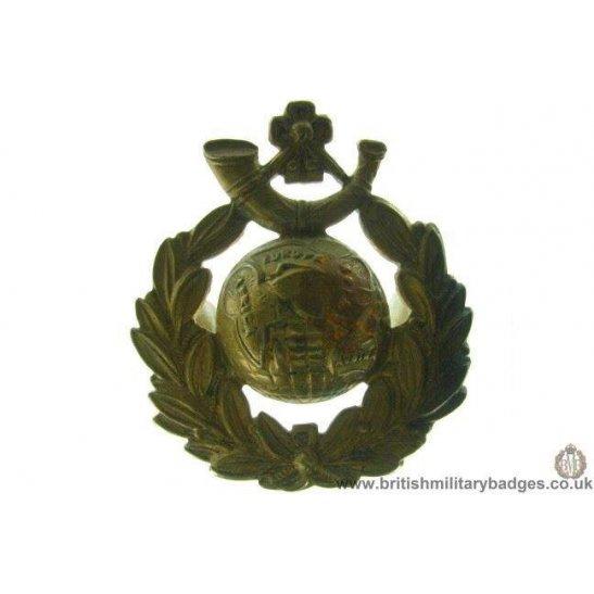 A1A/75 - Royal Marine Light Infantry RMLI Regiment Cap Badge