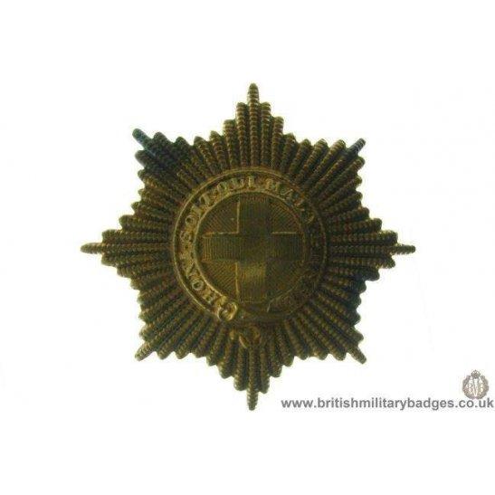 A1A/89 - Coldstream Guards Regiment Cap Badge
