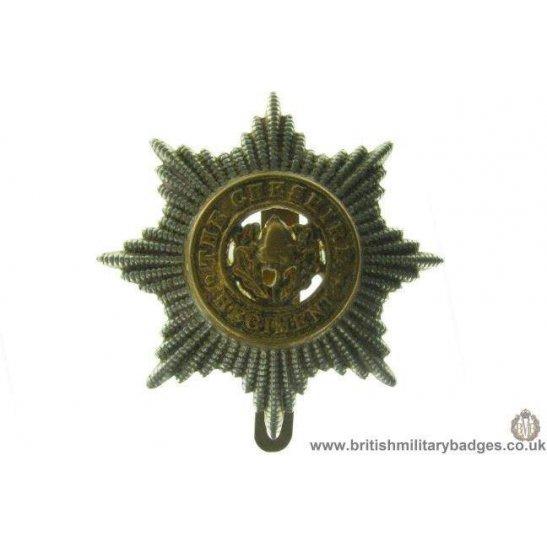 A1A/91 - Cheshire Regiment Cap Badge