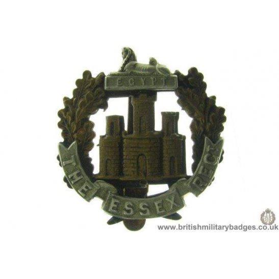 A1A/92 - The Essex Regiment Cap Badge