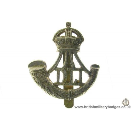 A1A/97 - Durham Light Infantry DLI Regiment Cap Badge